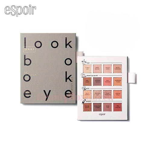 ESPOIR Eye Look Book1 16g [S/S Edition]